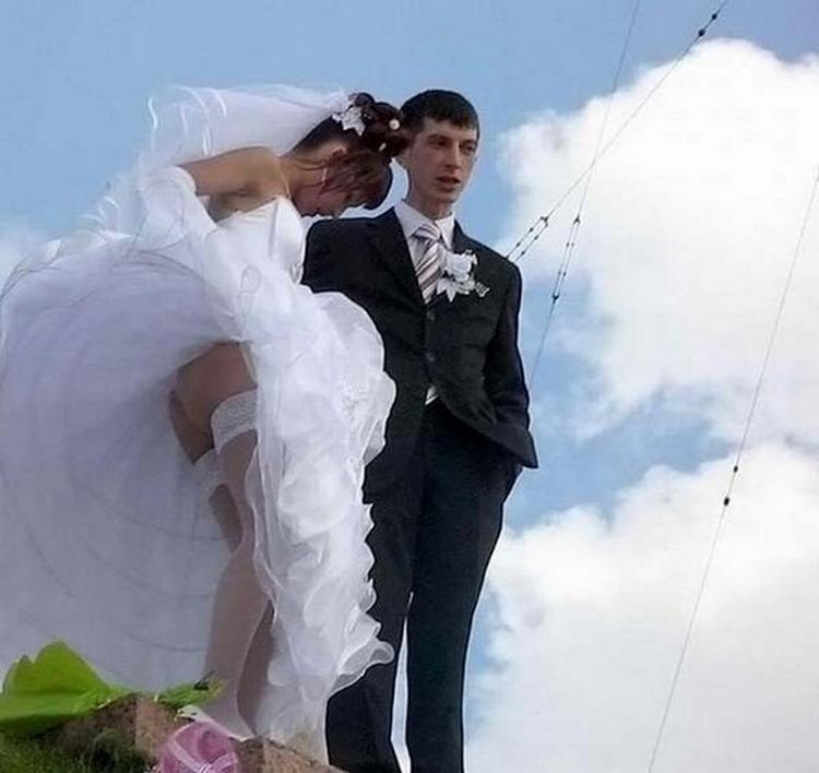 Bride Upskirt 31
